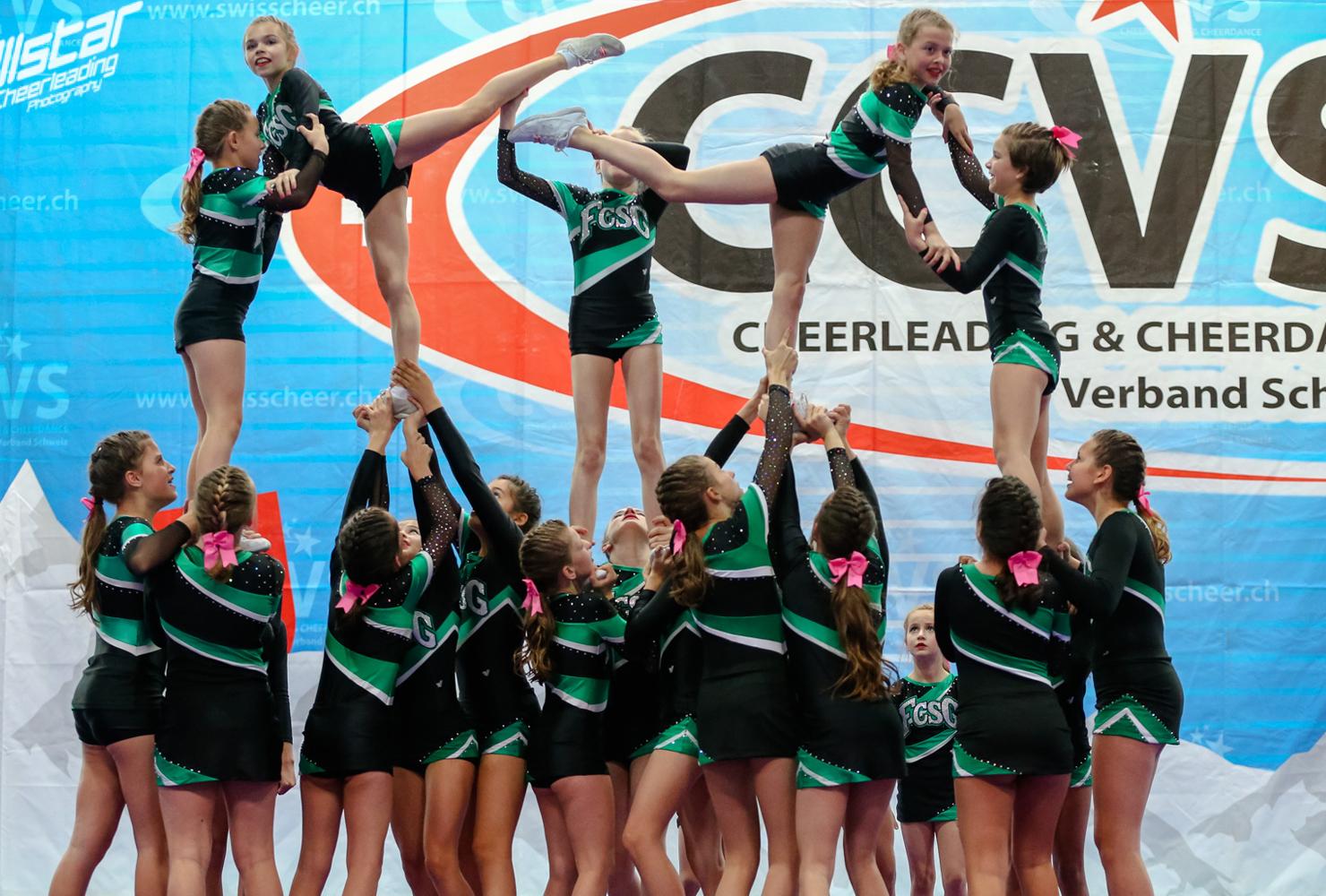 Cheerleader Ohne HeuSchen